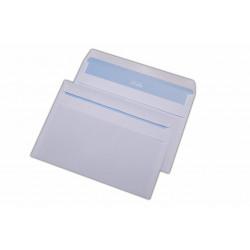 Plic C6, pentru documente, autoadeziv, alb, 1000 buc.